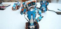 Bekijk details van bouw een robot met lego-boost